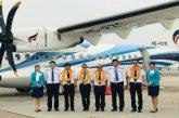 Bangkok Airways dà il benvenuto al suo ultimo ATR 72-600