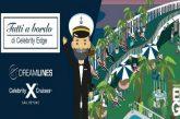 Il 14 e 15 giugno 'Tutti a bordo' della 'Celebrity Edge'