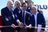 Volotea festeggia l'apertura della nuova base operativa a Cagliari