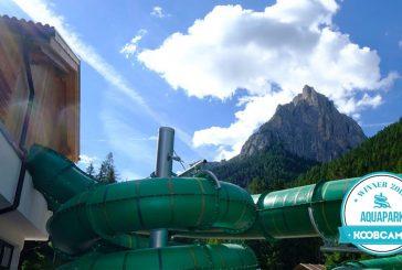 Il Camping Vidor di Pozza di Fassa al top tra i Campeggi e Villaggi con Aquapark