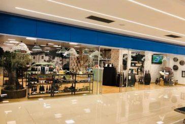 Nuovo Duty Free shop nell'area partenze dell'aeroporto d'Abruzzo