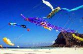 San Vito Lo Capo punta sul turismo oit-door e fa volare gli aquiloni in cielo