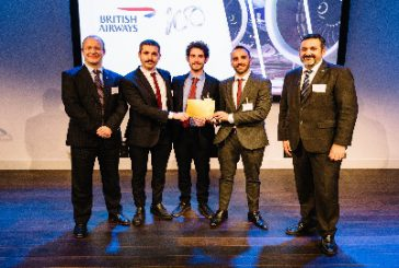 Team di studenti abruzzesi vince sfida promossa da British Airways