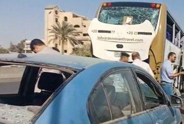 Il terrorismo torna a spaventare il turismo egiziano: bomba su bus di viaggiatori