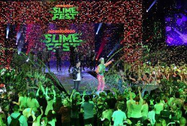 A Mirabilandia torna l'appuntamento con lo 'SlimeFest219'