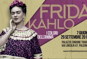 A Palermo una mostra celebra Frida Kahlo