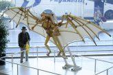 Le Macchine del Volo di Leonardo in mostra a Fiumicino per celebrare cinquecentenario