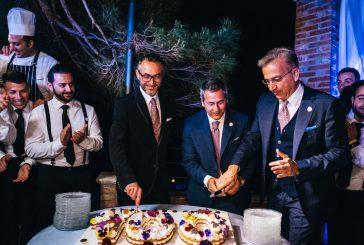 Grande festa a Taormina: Villa Sant'Andrea spegne 100 candeline