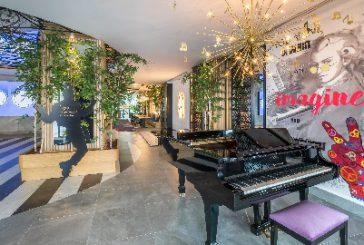 Camere personlizzate a tema rock al Barceló Imagine di Madrid
