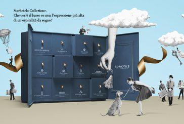Ospitalità italiana al centro della nuova campagna pubblicitaria di Starhotels Collezione