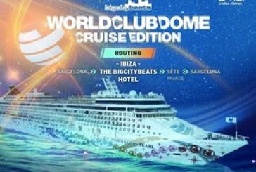 Musica elettronica a bordo di Norwegian Pearl per la crociera 'World Club Dome'