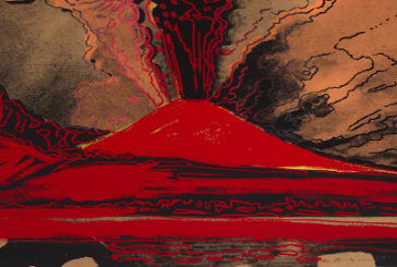 Il 'Vesuvius' di Andy Warhol accoglie gli ospiti del Romeo Hotel