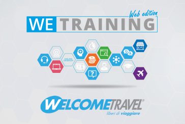 Welcome Travel: oltre 600 adv alle attività dei 'We Training Web Edition 2019'