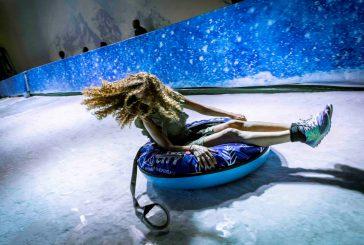 Neve anche d'estate a Cinecittà World con 'Il regno del ghiaccio'
