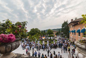 Cena spettacolo di 'Friuli Venezia Giulia Via dei Sapori' al Castello di Spessa