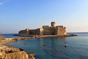 Fortezza aragonese Le Castella sarà riaperta grazie ad accordo tra Polo museale e Comune