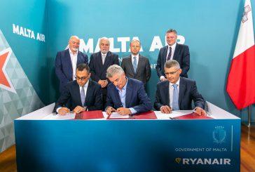 Ryanair punta su Malta e i dipendenti Air Malta minacciano scioperi