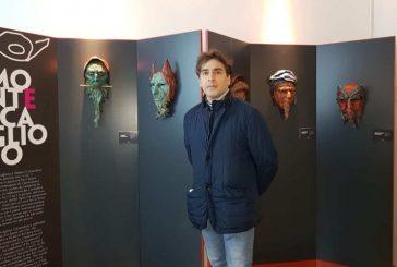 In mostra a Matera le maschere arcaiche lucane di Nicola Toce