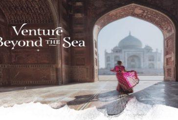 Azamara presenta 'Venture Beyond the Sea' e un nuovo logo