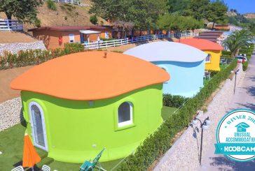 Centro Vacanze Riva Verde ad Altidona guida top 10 'Unusual Accommodations 2019'