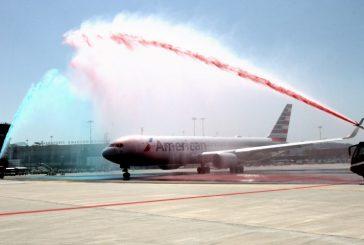 American Airlines inaugura il volo tra Bologna e Philadelphia