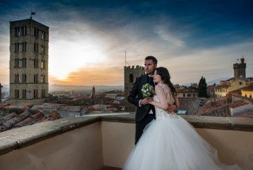 Arezzo capitale dei matrimoni si mette in vetrina all'EWPC