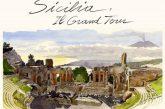 Il Grand Tour negli acquerelli di Fabrice Moreau: mostra a Ispica