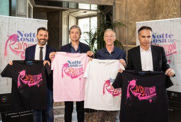 Torna l'appuntamento con la 'Notte Rosa' nel segno della 'Pink R-Evolution'