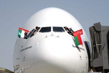 Emirates, ad agosto selezioni anche a Palermo