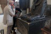 Il Museo Egizio del Cairo apre percorso tattile per i turisti ciechi