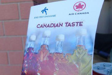 Idee Per Viaggiare e Air Canada celebrano con gli adv la propria partnership