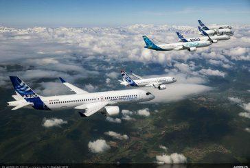 Airbus riscuote consensi al Paris Air Show 2019: la star è il nuovo A321XLR