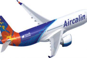 AirCalin, primo volo del nuovo A330 NEO