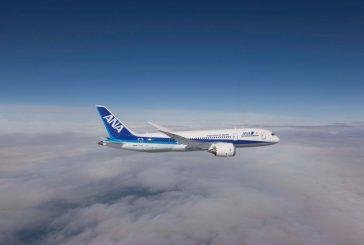 ANA cresce in India: da ottobre nuovo volo Tokyo Narita – Chennai