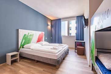 ao Hotels presenta le sua struttura a Mestre: camere da 12 euro a notte