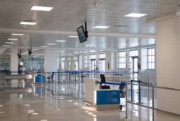 Aeroporto d'Abruzzo chiude giugno con +7,7%. Aumentano gli stranieri