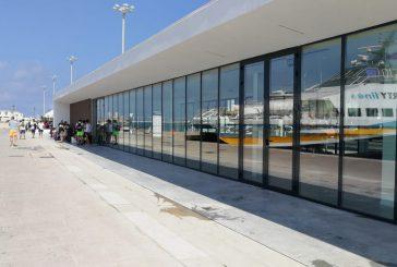 Biglietteria, bar e sala attesa climatizzata: Trapani ha nuovo Fast Ferry Terminal