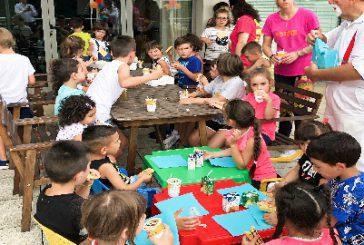 Con 'Bimbi in azienda' il Gruppo Bluvacanze i piccoli affiancano i genitori al lavoro