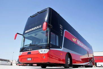 MarinoBus: ottimi riscontri dai nuovi collegamenti verso Europa e Nord Italia