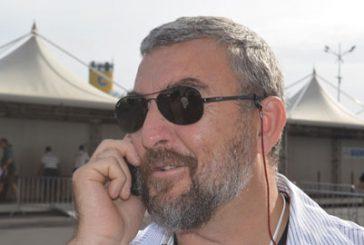 Massimo Lo Bianco sale a bordo de Il Tuareg TO