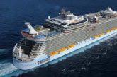 Royal Caribbean: nel 2020 Allure of the Seas torna in Europa con un nuovo look