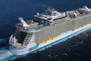 Royal Caribbean: nel 2020 Allure of the Seas torna in Europa con un nuovo look