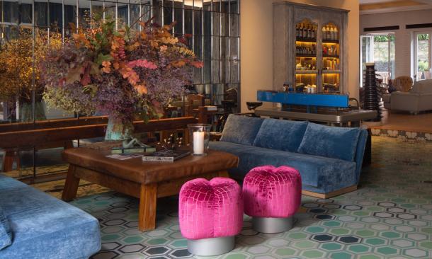 Blu di te house il boutique hotel di design che la for Design hotel liguria