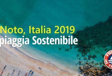 Certificazione di sostenibilità per la spiaggia di Noto
