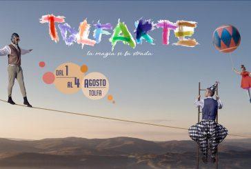 Il Festival TolfArte compie 15 anni: 4 giornate con 300 artisti per oltre 150 spettacoli