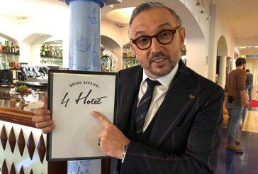 Bruno Barbieri a Catania: ecco i 4 Hotel in gara stasera