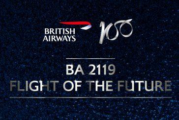 Come cambierà l'aviazione nei prossimi 100 anni? lo rivela British Airways
