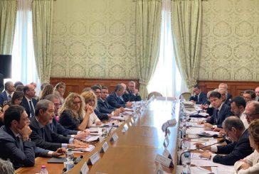 Dal Cipe 99 milioni per infrastrutture Sud: c'è anche Palermo ma Musumeci polemizza