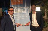 easyJet festeggia a Fontanarossa il primo compleanno del Terminal C