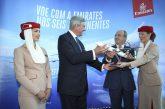 Emirates inaugura il nuovo volo Dubai-Porto